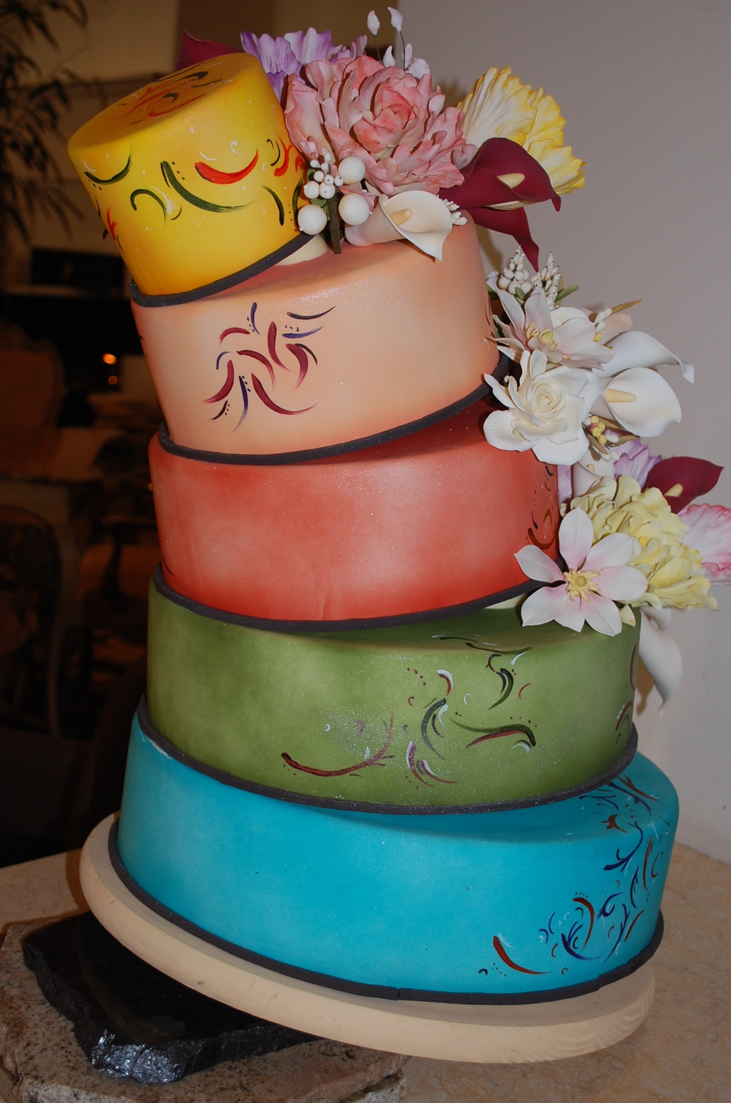Cake Artist Classes : Celebrity Chef Richard Ruskell So Cal Mom