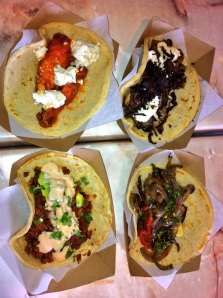 International flavors at Mondo Taco