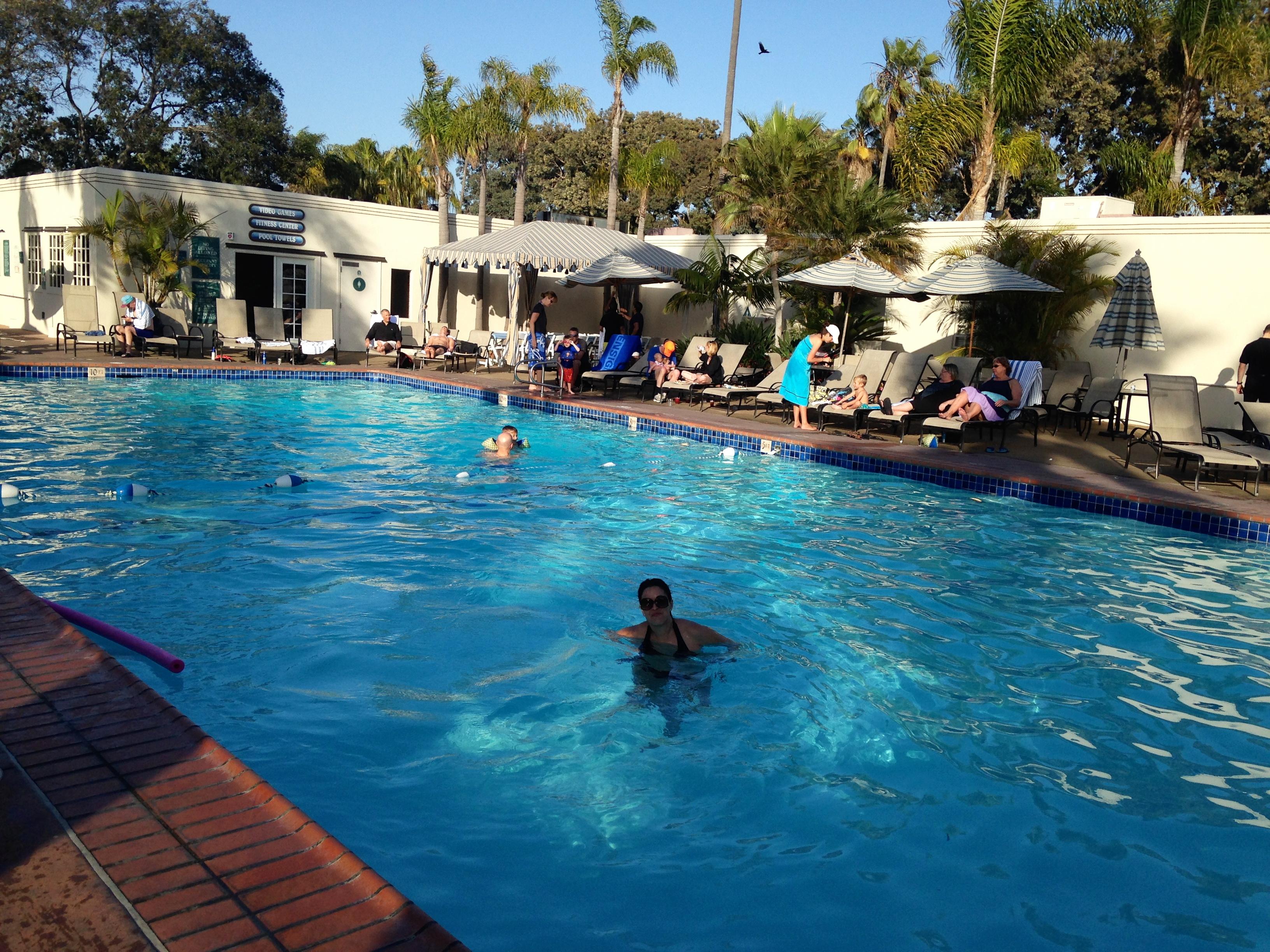 Bahia Resort Hotel On Mission Bay So Cal Mom